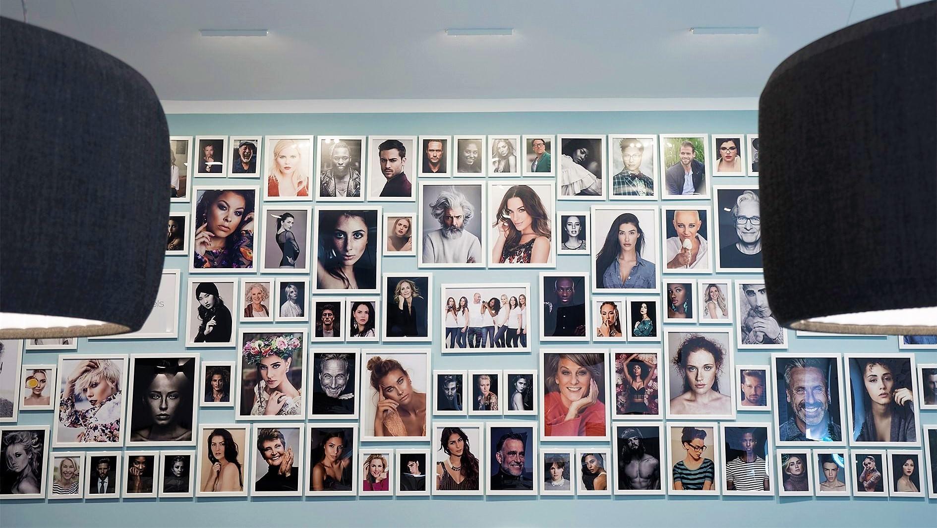 Modelagentur Büro